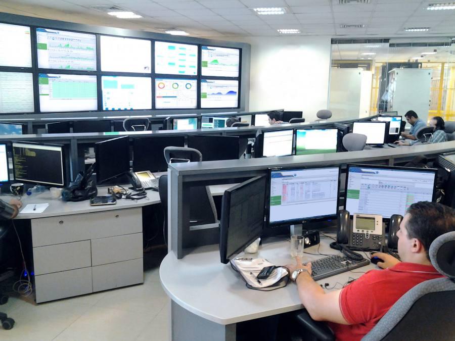 مرکز عملیات شبکه - NOC