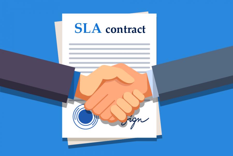 نرم افزار محاسبه SLA و خدمات سطح سرویس