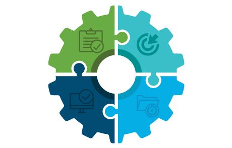 نحوه خودکارکردن روال های درون سازمانی با استفاده از نرم افزار هلپ دسک یوتاب شبکه گستر کایر