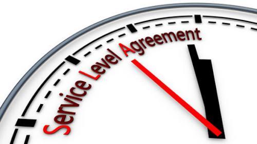 چگونگی مدیریت توافقنامه سطح خدمات (SLA)