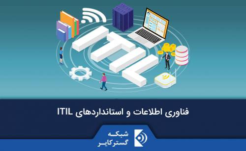 فناوری اطلاعات و استانداردهای ITIL